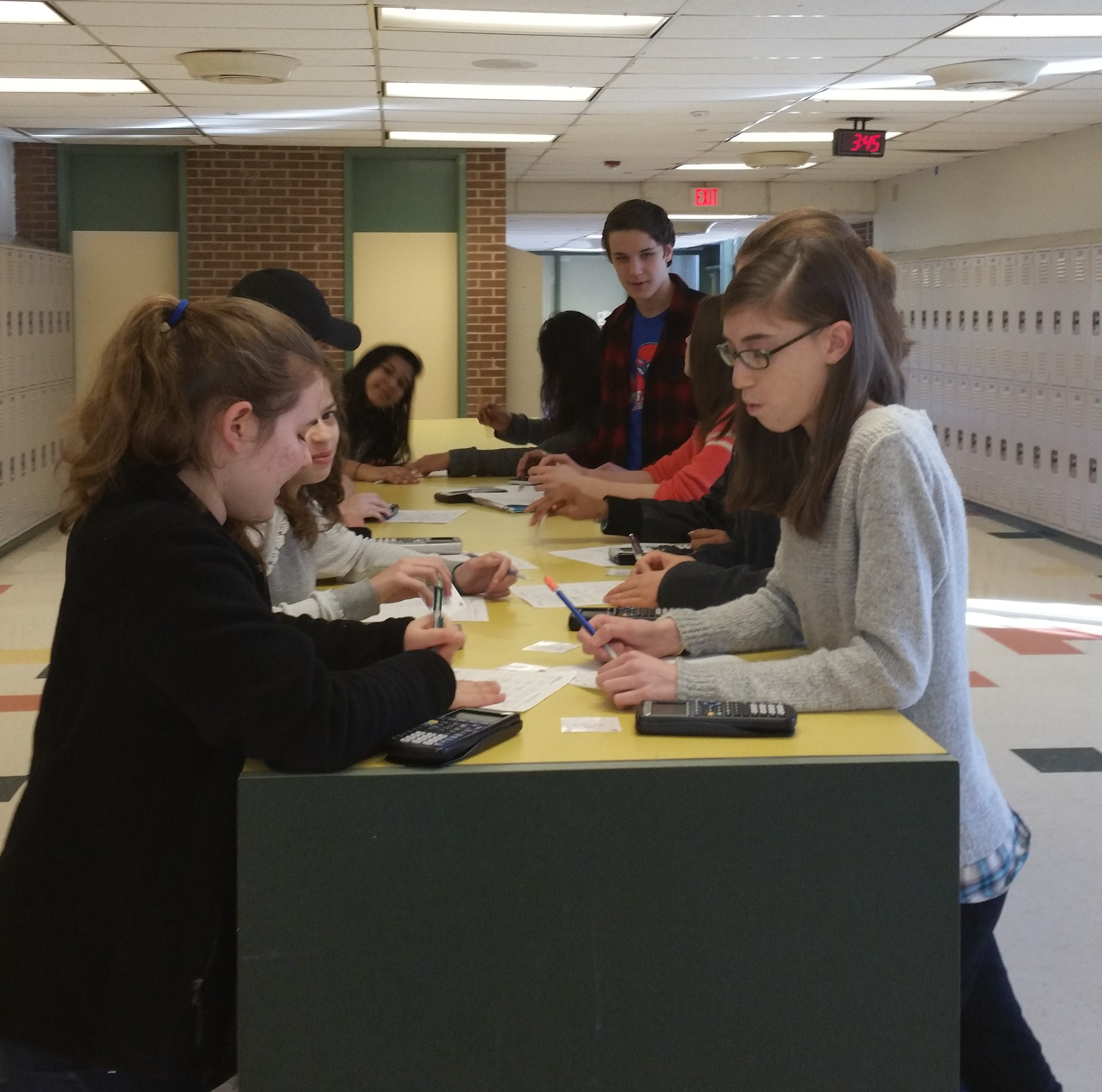 speed dating school activity for classroom